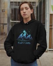Keep It Simple Hooded Sweatshirt apparel-hooded-sweatshirt-lifestyle-08