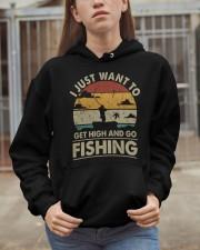 I Just Want To Get High Hooded Sweatshirt apparel-hooded-sweatshirt-lifestyle-07