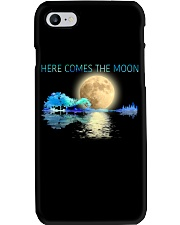 Here Comes The Moon Phone Case thumbnail