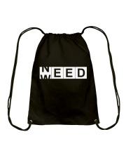 Need Weed Drawstring Bag thumbnail