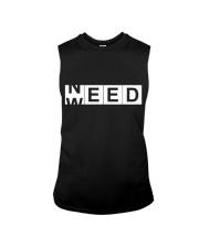 Need Weed Sleeveless Tee thumbnail