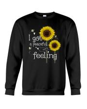 Peaceful Easy Feeling 4 Crewneck Sweatshirt thumbnail