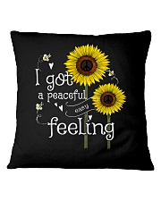 Peaceful Easy Feeling 4 Square Pillowcase thumbnail