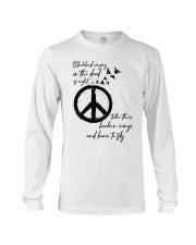 BlackBird Singing Hippie A0162 Long Sleeve Tee thumbnail
