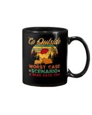 Go Outside Mug thumbnail