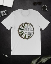 And Into The Forest I Go Classic T-Shirt lifestyle-mens-crewneck-front-16