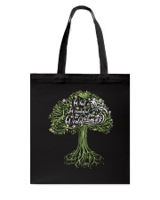 Myself What A Wonderful World Tote Bag thumbnail