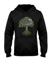 Myself What A Wonderful World Hooded Sweatshirt thumbnail