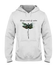 Whisper Words Of Wisdom Hooded Sweatshirt thumbnail
