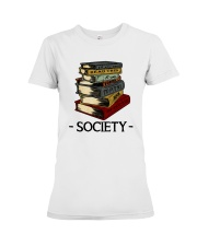 Society Premium Fit Ladies Tee thumbnail