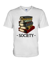 Society V-Neck T-Shirt thumbnail