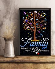 Family Where Life And Love Begins 11x17 Poster lifestyle-poster-3