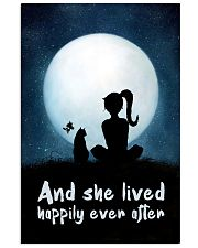 She Lived Happily 11x17 Poster front