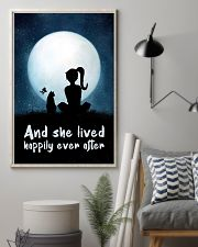 She Lived Happily 11x17 Poster lifestyle-poster-1