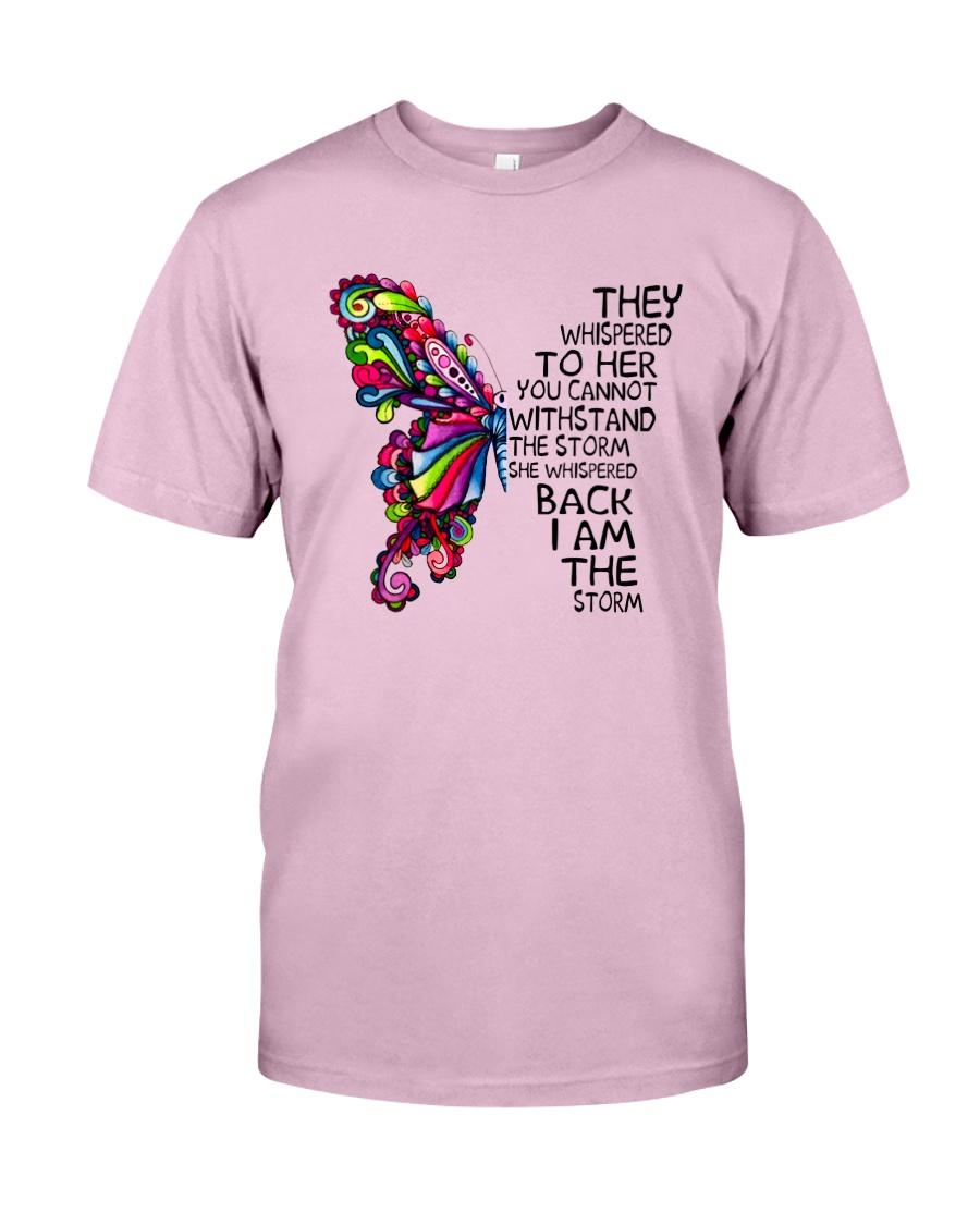 I Am The Storm Classic T-Shirt showcase