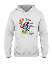 Every Little Thing Is Gonna Be Alright Hooded Sweatshirt front