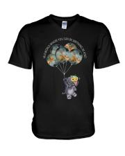 Be Kind 1 V-Neck T-Shirt thumbnail