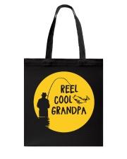 Reel Cool Grandpa Tote Bag thumbnail