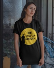 Reel Cool Grandpa Classic T-Shirt apparel-classic-tshirt-lifestyle-08