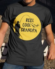 Reel Cool Grandpa Classic T-Shirt apparel-classic-tshirt-lifestyle-28