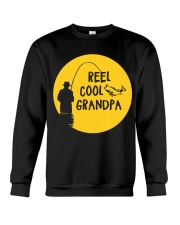 Reel Cool Grandpa Crewneck Sweatshirt thumbnail