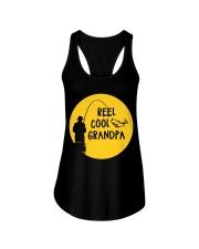 Reel Cool Grandpa Ladies Flowy Tank thumbnail