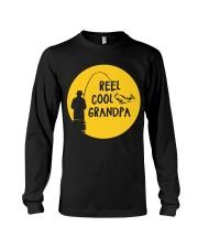 Reel Cool Grandpa Long Sleeve Tee thumbnail