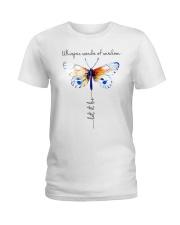 Whisper Words Of Wisdom Ladies T-Shirt thumbnail