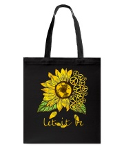 Let It Be Tote Bag tile