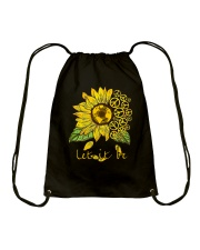 Let It Be Drawstring Bag tile