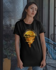 Here Comes The Sun Classic T-Shirt apparel-classic-tshirt-lifestyle-08