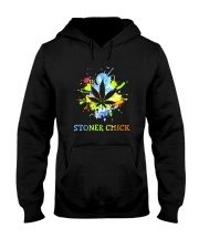 Stoner Chick Hooded Sweatshirt front