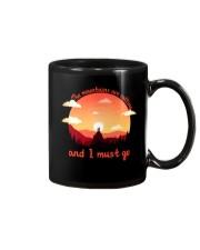 I Must Go Mug thumbnail