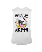 There Was A Girl Sleeveless Tee thumbnail