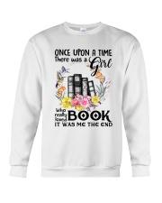 There Was A Girl Crewneck Sweatshirt thumbnail