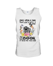 There Was A Girl Unisex Tank thumbnail