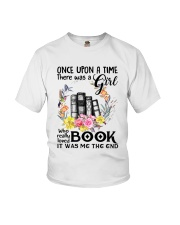 There Was A Girl Youth T-Shirt thumbnail