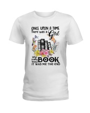 There Was A Girl Ladies T-Shirt thumbnail