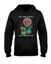 I Think To Myself Hooded Sweatshirt thumbnail