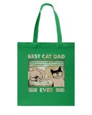 Best Cat Dad Ever Tote Bag thumbnail