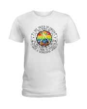 I See Trees Of Green Ladies T-Shirt tile