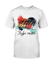 Make Music Classic T-Shirt front