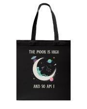 Smoke on The Moon Tote Bag thumbnail