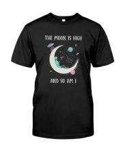 Smoke on The Moon Premium Fit Mens Tee thumbnail