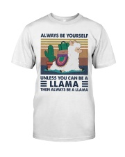 Always Be Yourself Premium Fit Mens Tee thumbnail
