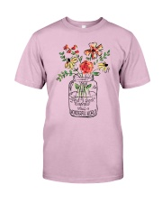HP-Y-1704198-What A Wonderful World Classic T-Shirt front