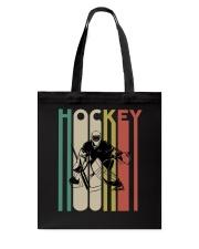 Love Hockey Tote Bag thumbnail