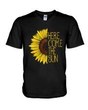 Here Come The Sun A0110 V-Neck T-Shirt thumbnail