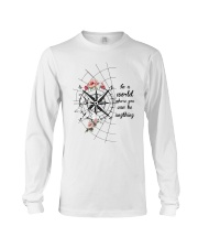 Be Kind In A World 1 Long Sleeve Tee thumbnail