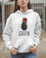 And Into The Forest Hooded Sweatshirt apparel-hooded-sweatshirt-lifestyle-07